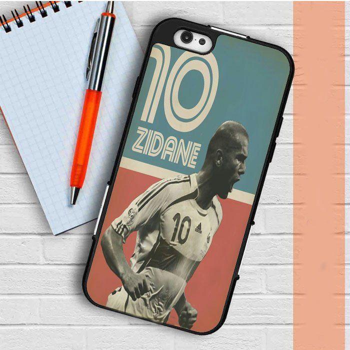 10 Zidane Franc iPhone 6   6S Case Casefreed