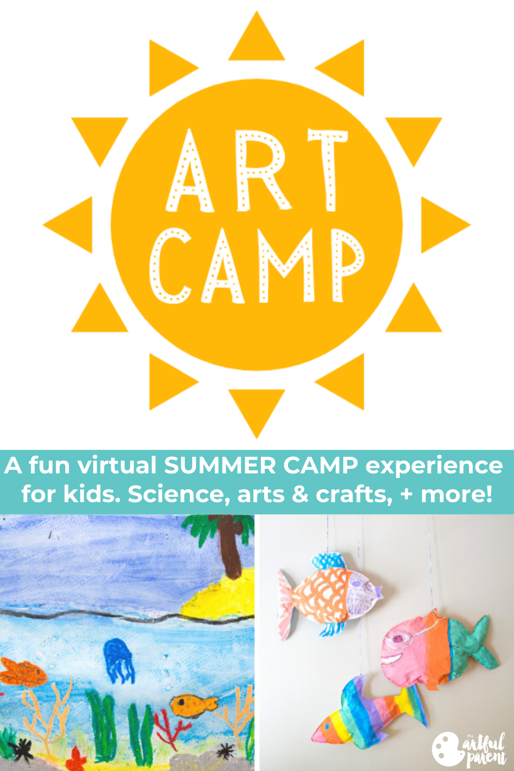A Virtual Summer Camp for Kids!