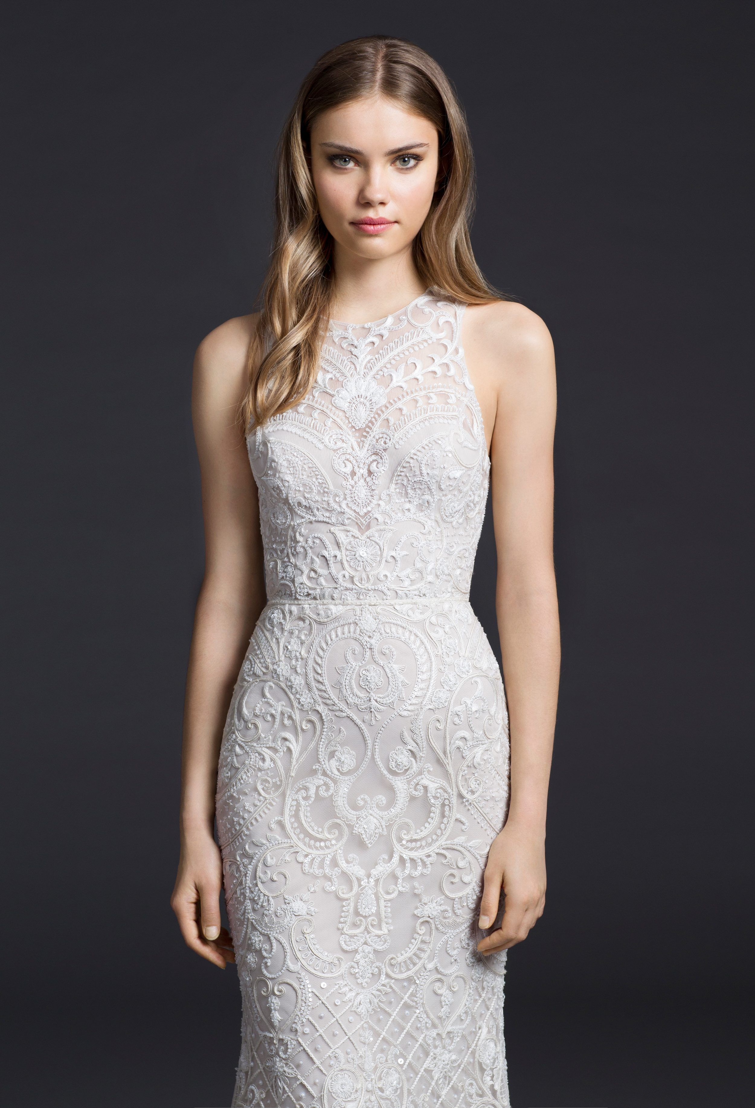 Style 3651 | Trumpet bridal gown, Bridal gowns, Wedding ...