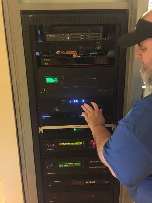 Integrator uses cybersecurity checklist to guide technicians
