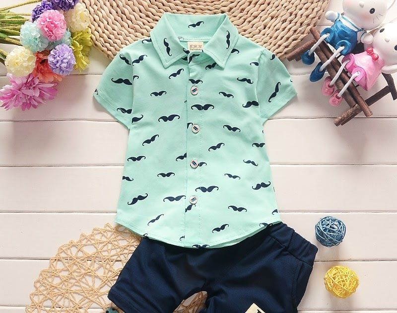 50ddd8091bc3 Hot Offer BibiCola Summer Baby Clothing Set for Boys Tracksuit Kids ...