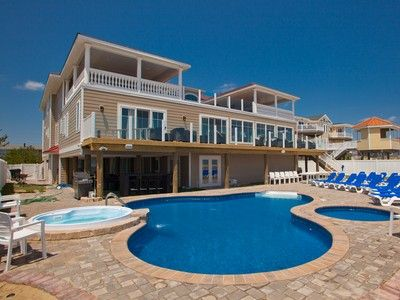 Virginia Beach Home Luxury Oceanfront Estate For Vacation