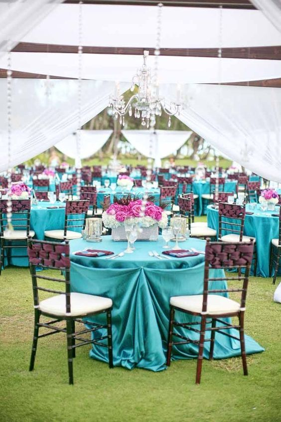 Pink And Turquoise Wedding Theme Ideas Dash Blog Post
