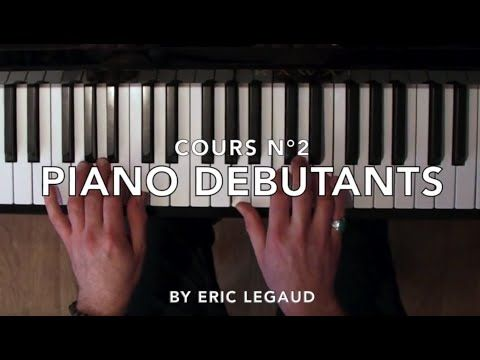 Apprendre A Jouer Piano Lecon Grands Debutants Tuto Facile Episode 1 Youtube Piano Piano Lessons Piano Youtube