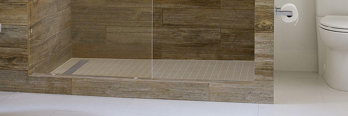 A Shower Pan Base Ready To Tile Redi American