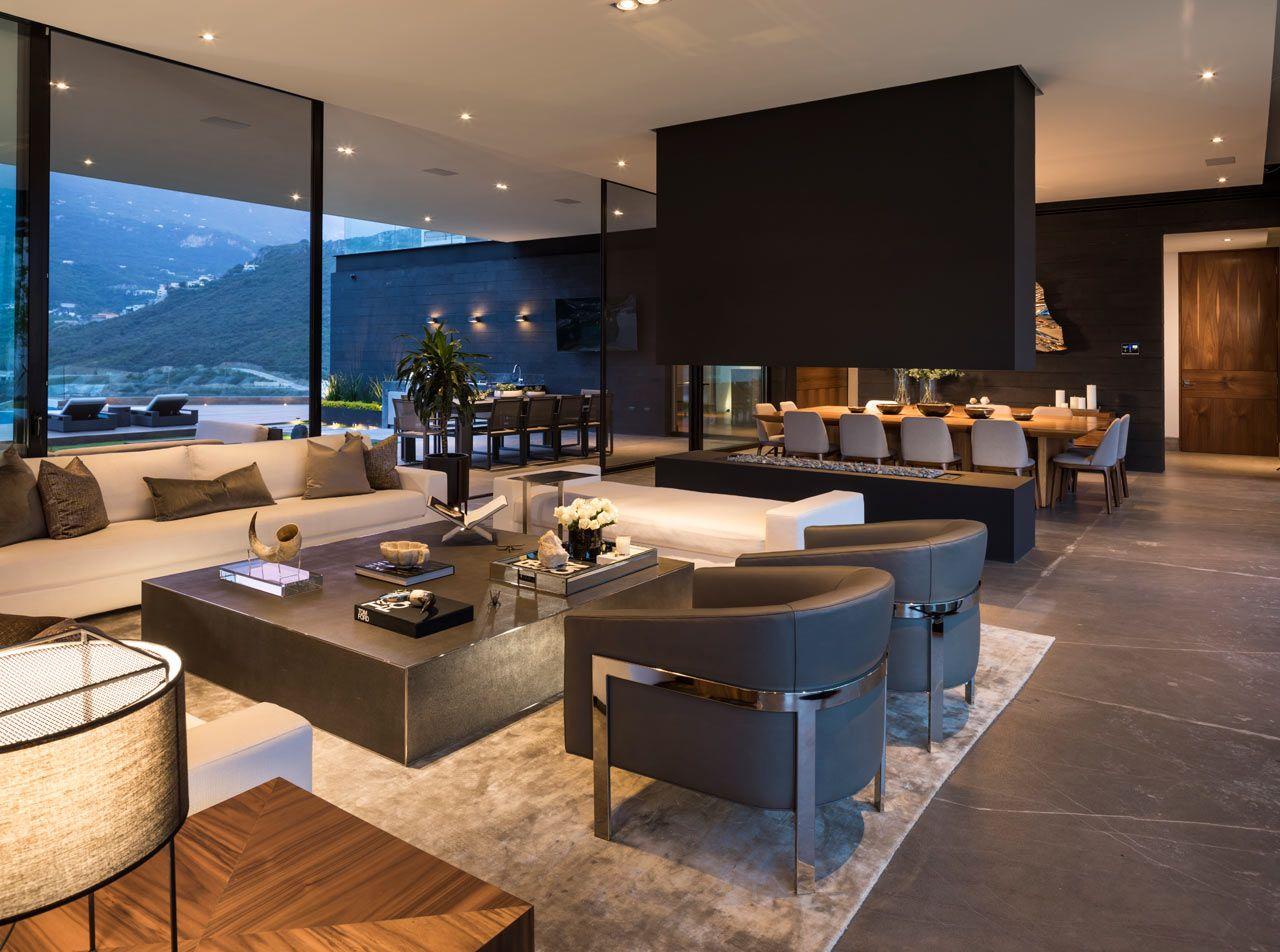 GLR Arquitectos Designs the Dreamy ER House in Monterrey Mexico