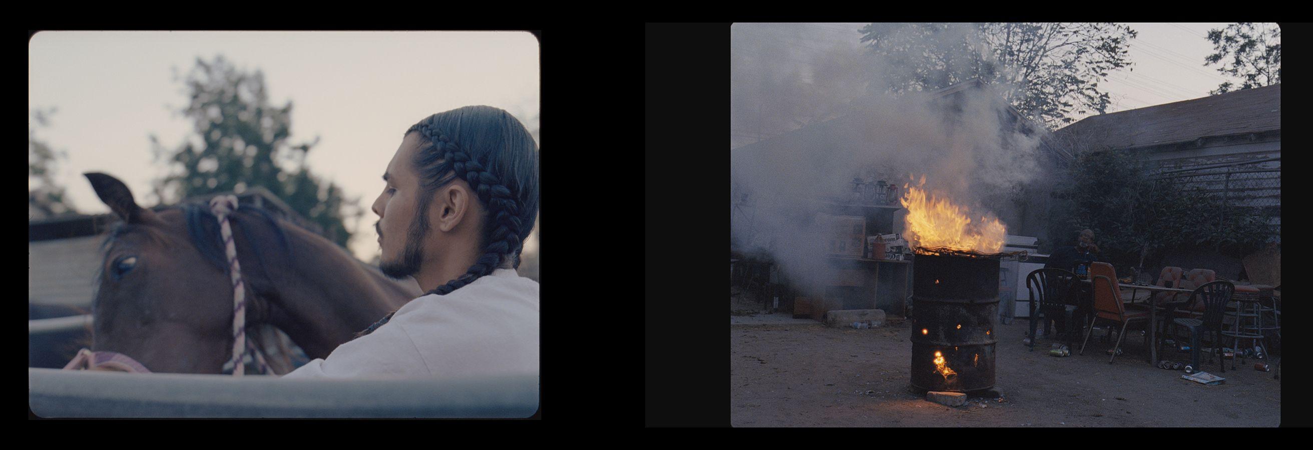 Kahlil Joseph S Good Kid M A A D City Short Film Surfaces With