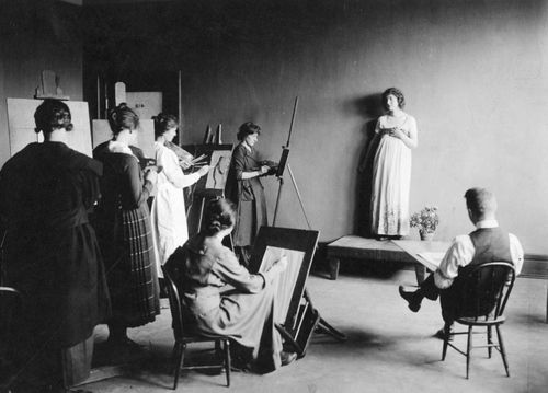 A Look Back Utah Artists From The Late 1800s To The Early 1900s
