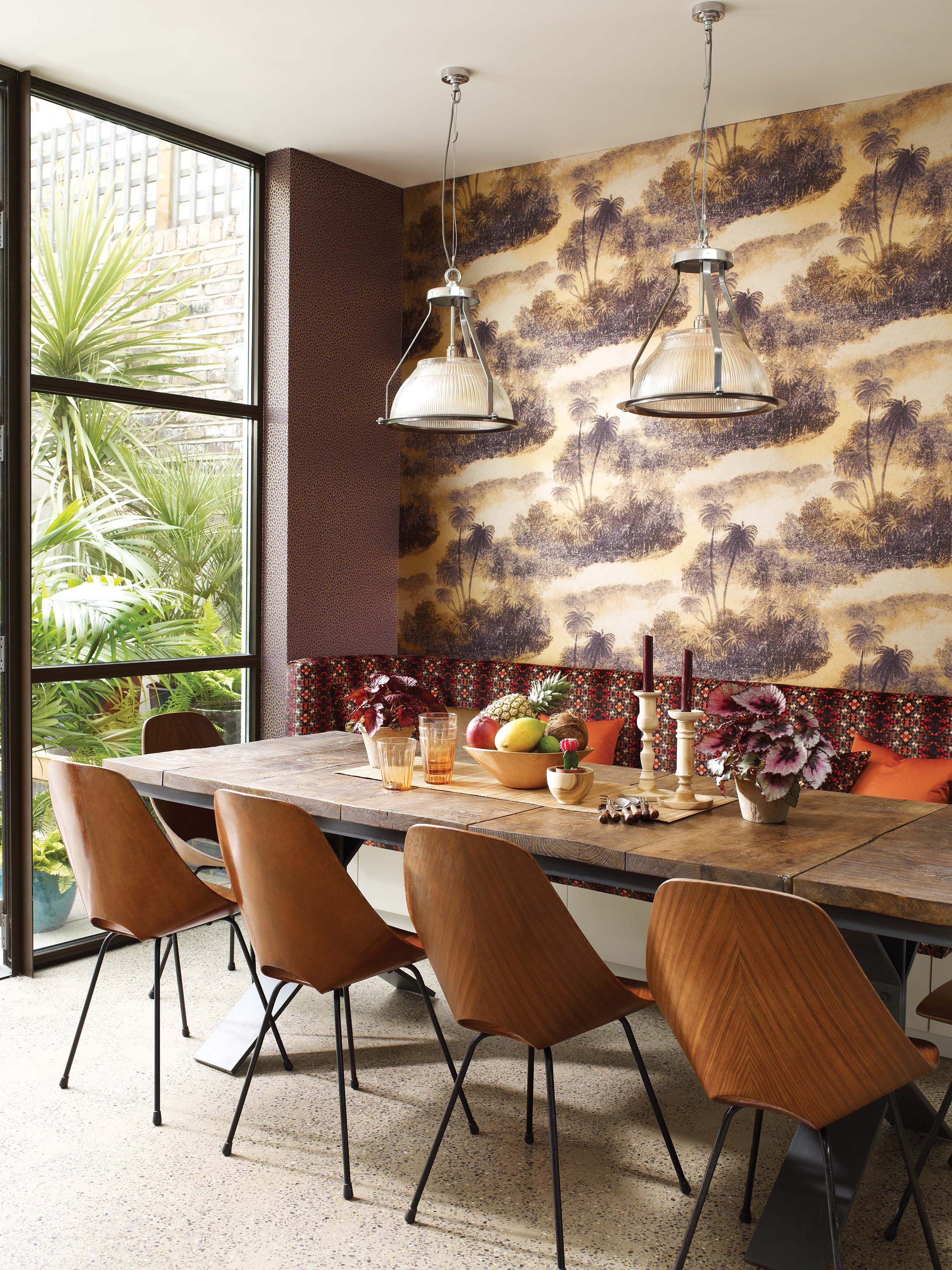 Cocos wallpaper from Samana collection by Matthew Williamson from ...