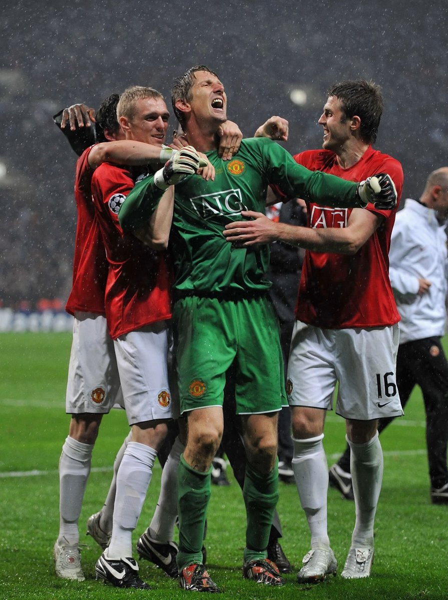 Manchester United 2008 Squad : manchester, united, squad, Edwin, (@vdsar1970), Twitter, Manchester, United, Players,, United,