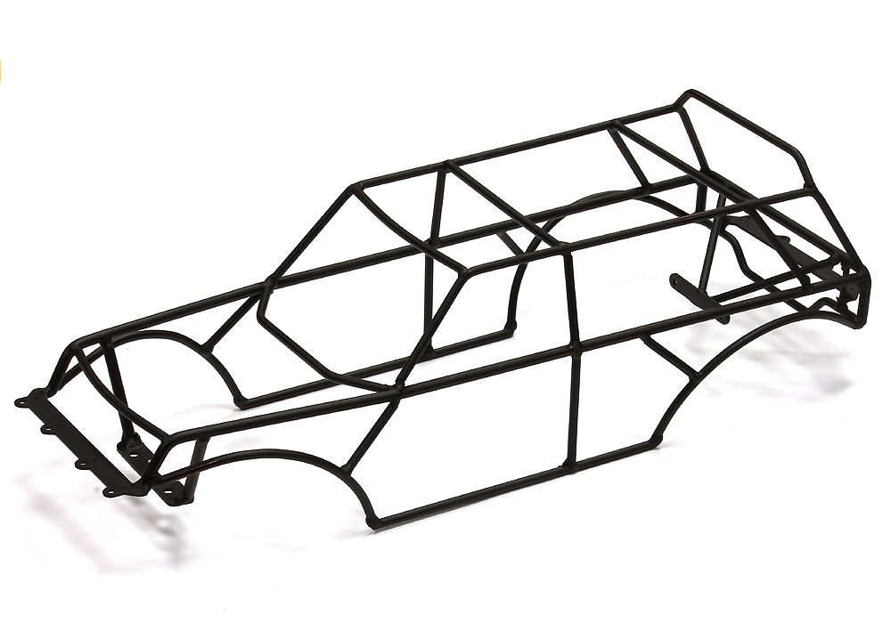 Steel Roll Cage For Traxxas 1 10 2wd Monster Jam Series