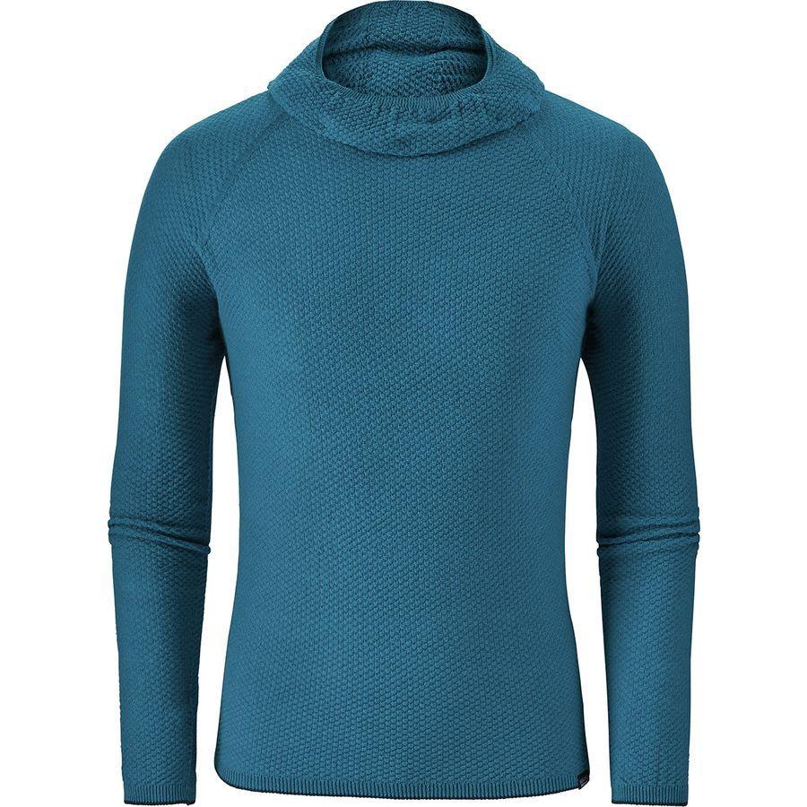 Patagonia Capilene Air Hoodie Men's Balkan Blue