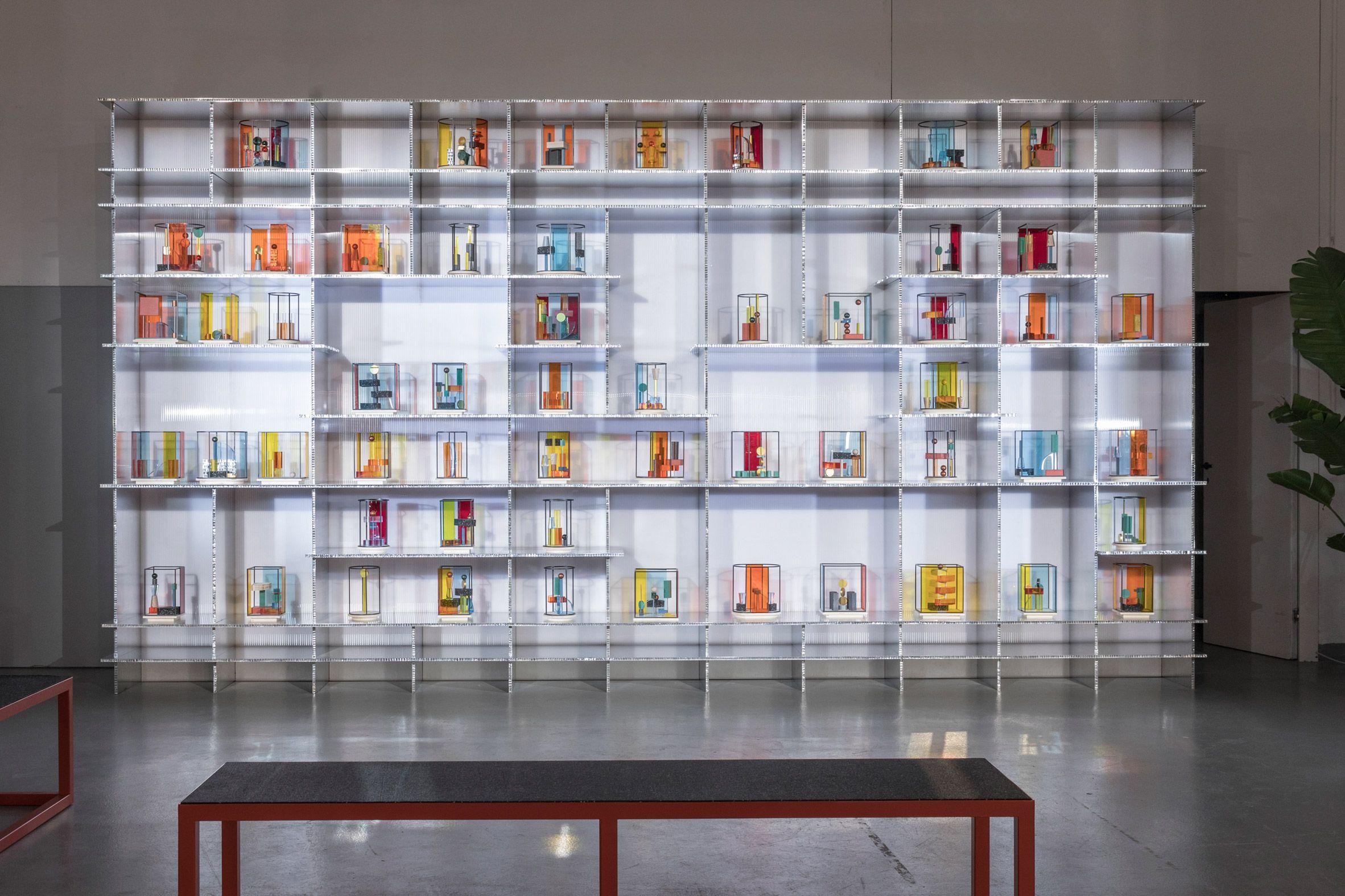 Studiomama creates colourful capsule homes for latest MINI Living ...