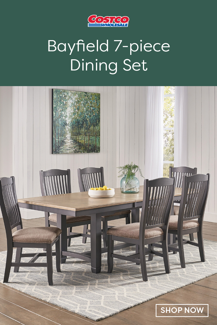 Bayfield 7 Piece Dining Set 7 Piece Dining Set Dining Dining Set