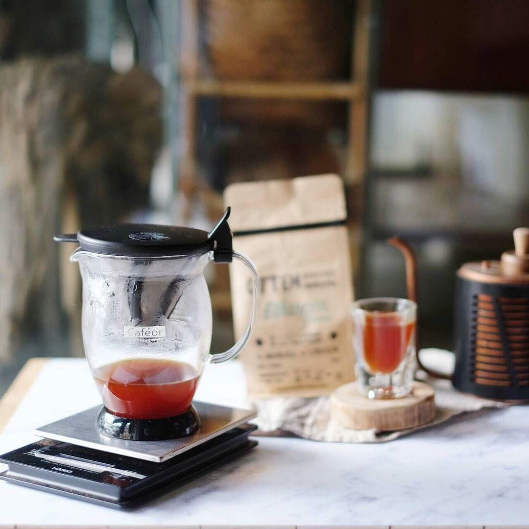 Seduh Dulu Sebelum Bertualang Di Akhir Pekan Selamat Pagi Hario Kalita Coffee Pot Kettle 16 L Pourover