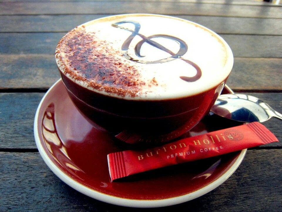 кофе с музыкой картинки