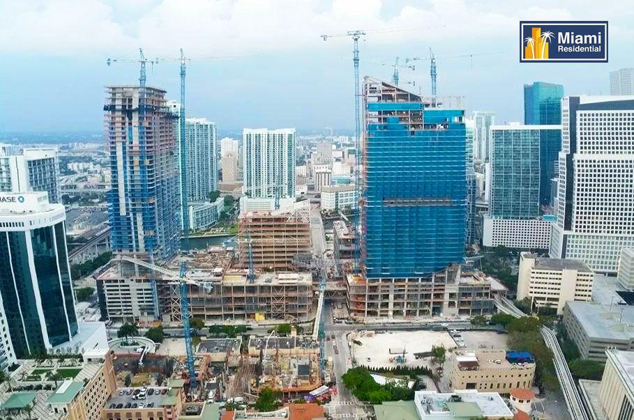 La construcción de #BrickellCityCentre no para! Conozca los detalles del #proyecto más anticipado en #Miami en www.BCCresidences.us/es #BienesRaices #Brickell #Apartamentos #Lujo #LuxuryCondo #Brickellcondo #Investment