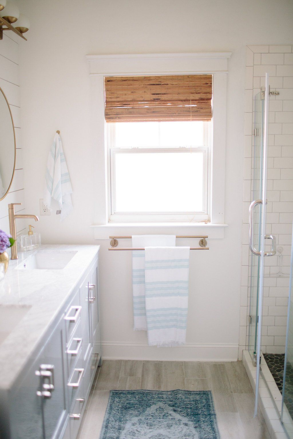 Our Master Bathroom Renovation Reveal | Master bathrooms, Budgeting ...