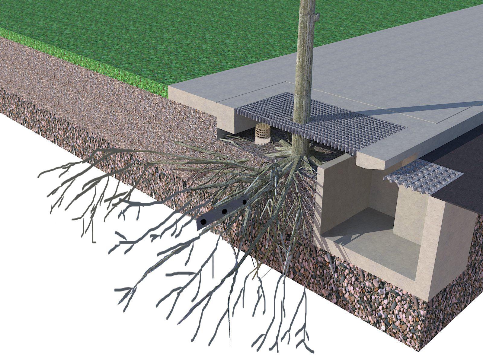 Stormtree - Tree box filter bioretention stormwater