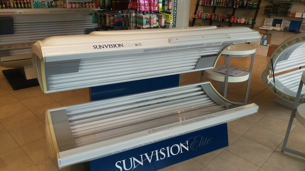 Wolff Tanning Bed Sunvision Elite 30 Lamp Tanning 20 Minute Tan Time Wolff Tanning Bed Tanning Bed Acrylic Wolff Tanning Beds