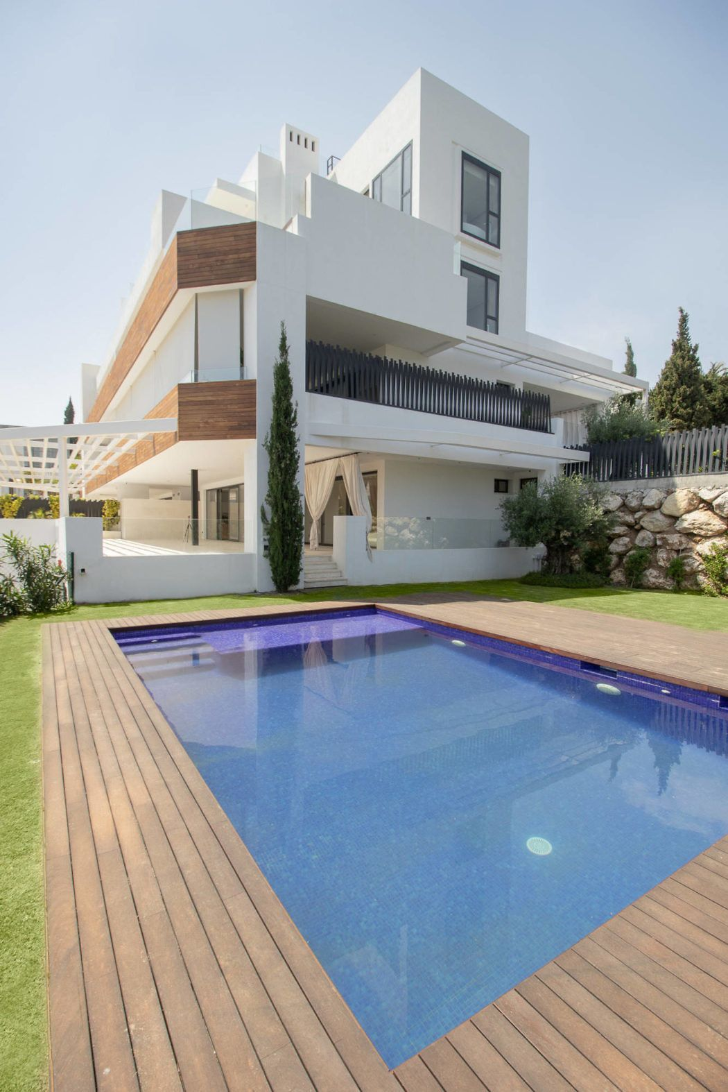 Contemporary Residence In Spain Architecture Modern