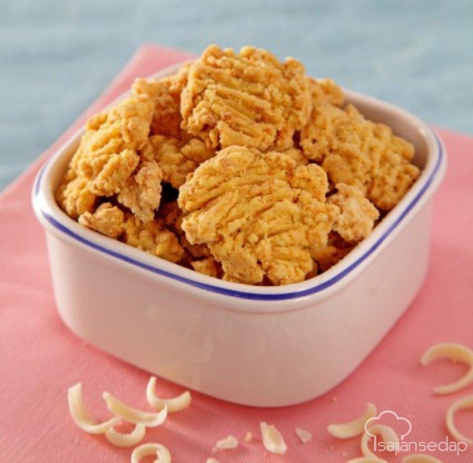 Rasa Gurih Dari Keju Dan Teksturnya Yang Renyah Membuat Resep Kue Kering Keju Crispy Ini Selalu Jadi Favorit Penggemarnya Yuk Simak La Kue Kue Kering Makanan