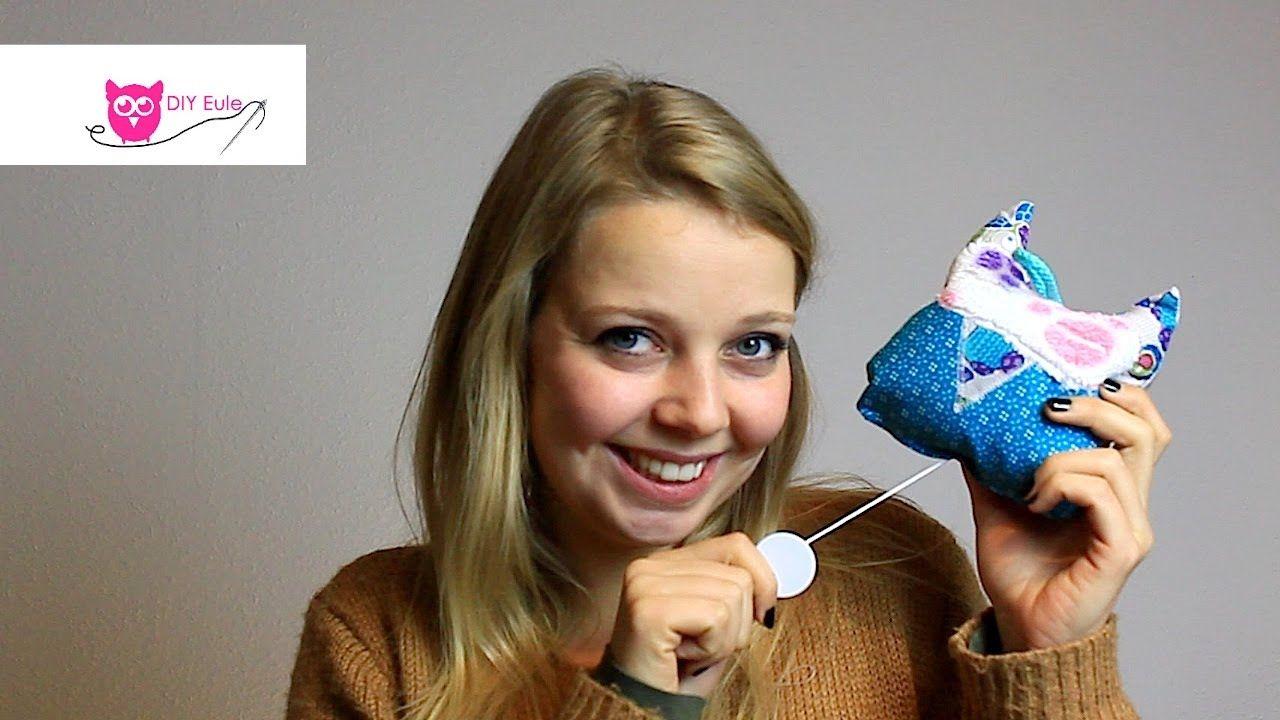 DIY Eule Adventskalender Türchen 16 DIY Eule Spieluhr