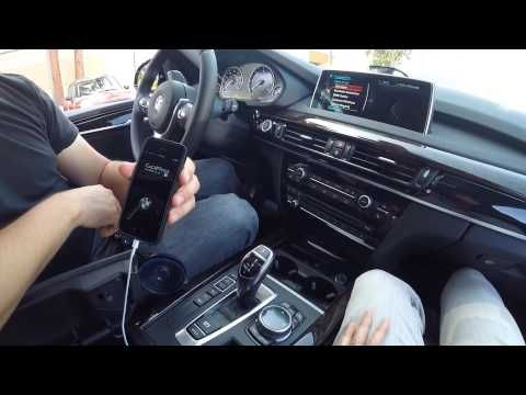 What is the iDrive BMW App? With the GoPro App for iOS, BMW