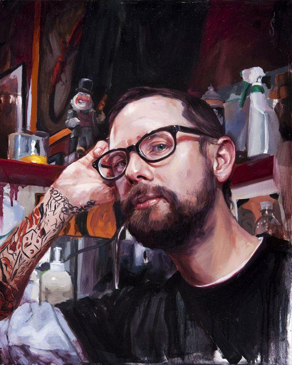Shawn Barber
