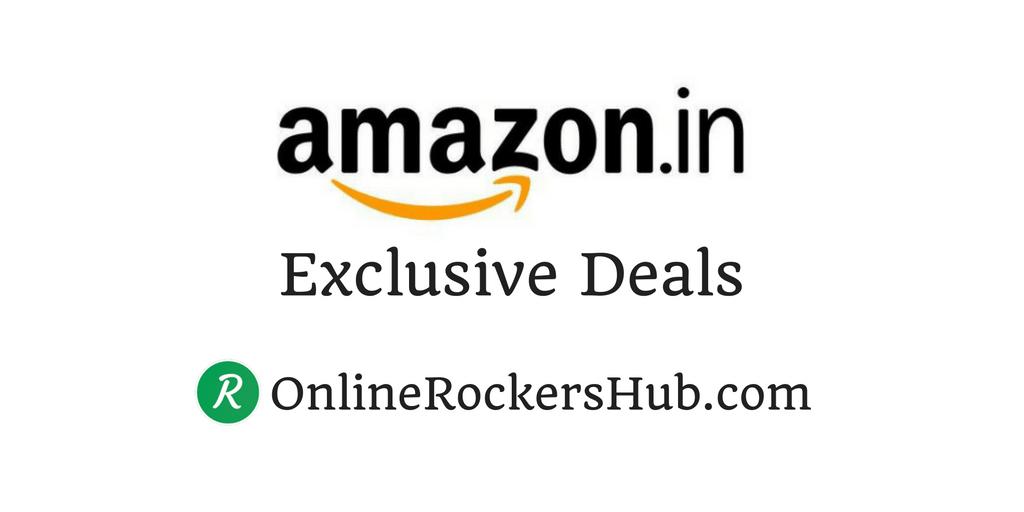 daily deals amazon india