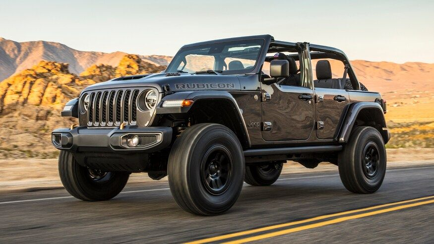 2021 Jeep Wrangler Rubicon 392 First Look The Heckcat Wrangler V 8 Is Here Jeep Wrangler Rubicon Wrangler Rubicon Jeep Wrangler