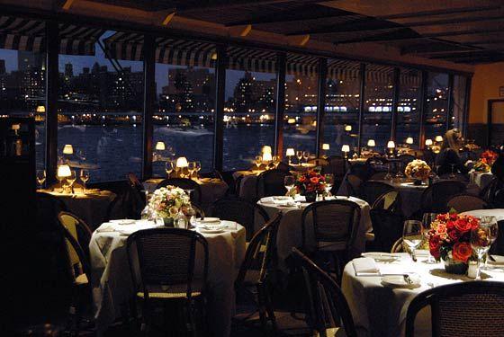 Italian Foods Near Me: The River Café , город Brooklyn, NY Нам открывается