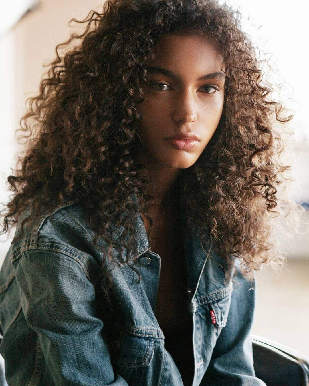 Your Curly-Hair Questions Answered | Curls | Curly hair ...
