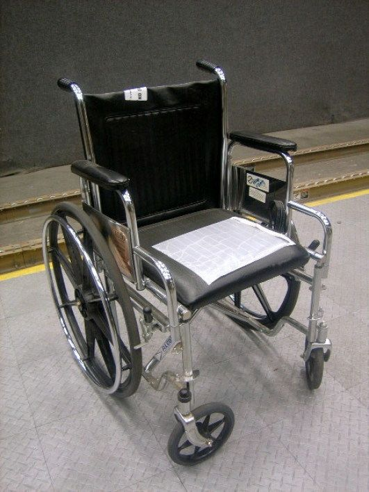 Alco Sales and Services Wheel Chair on GovLiquidation!