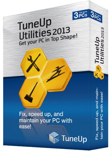 Tune up utilities (an amazing product for your PC)