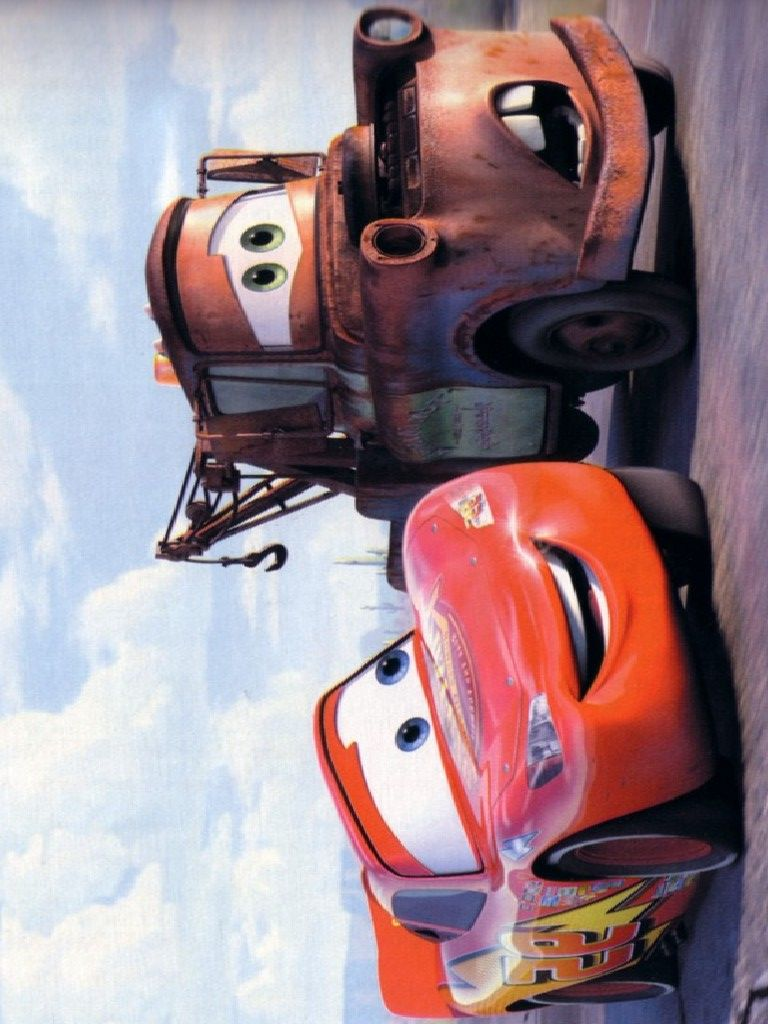 Cars Characters Tractor, cars de disney wallpapers e imagenes para ...