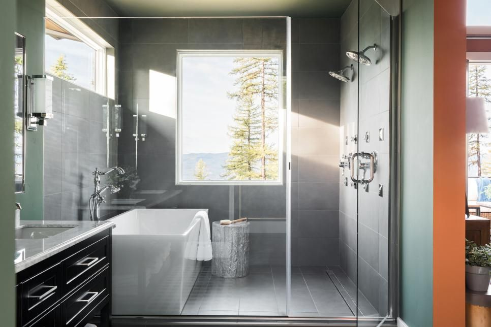 Hgtv Dream Home 2019 Master Bathroom Pictures Hgtv Dream Home
