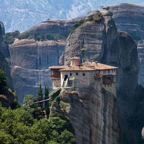 Metheora, Grecia.