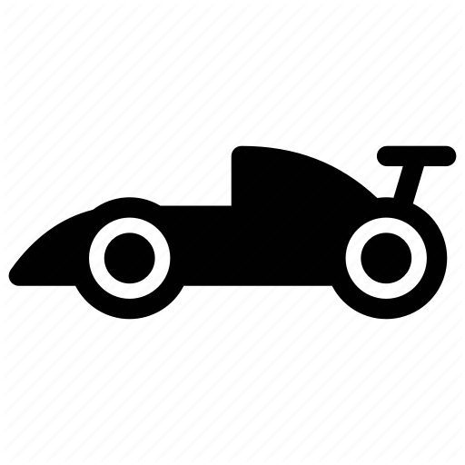 Competition F1 Formula One Grand Prix Race Racecar Racing Icon Download On Iconfinder Formula One Grand Prix Race Cars