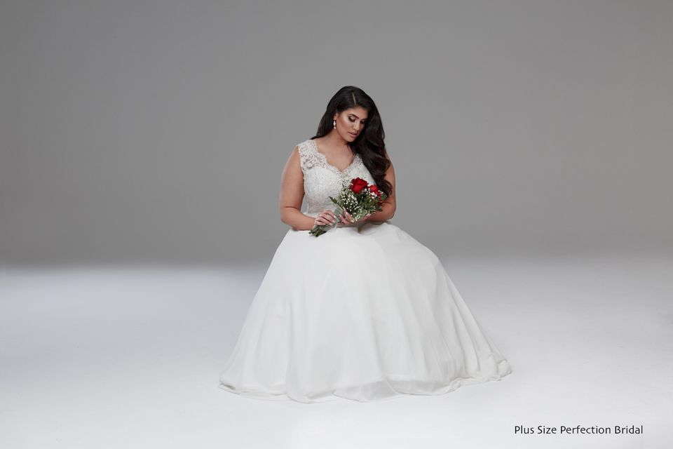 Leah S Designs The Only Stockist Of Plus Size Perfection Bridal