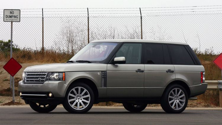 2011 Land Rover Range Rover Supercharged Review Photo