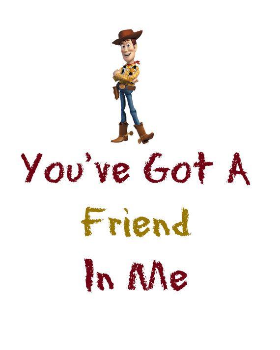You got a friend