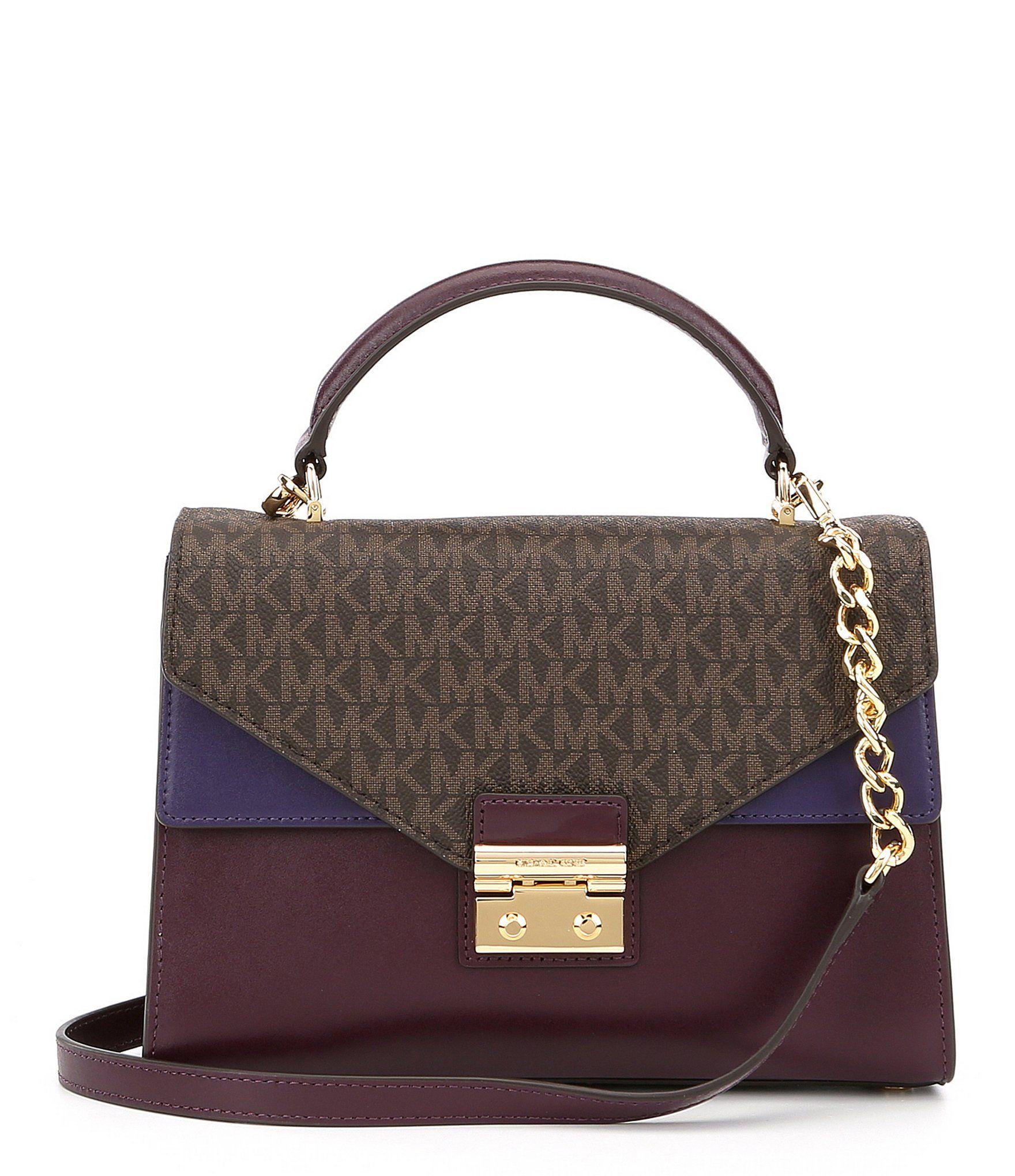 23eaaa23daae ... handbags 3dfe5 32827; coupon for michael michael kors sloan ab211 dbd78