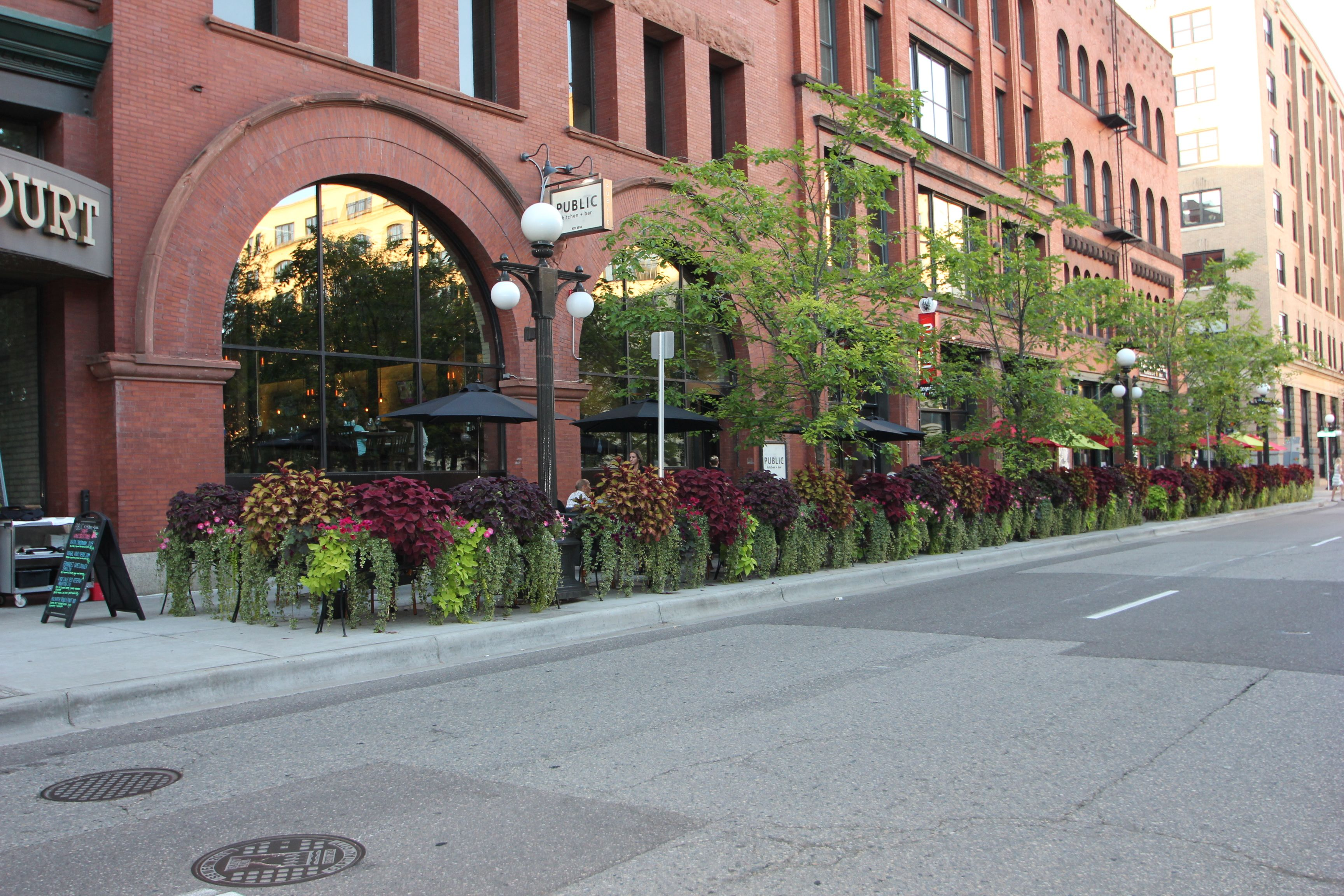 Restaurants On 6th Street Lowertown Downtown St Paul