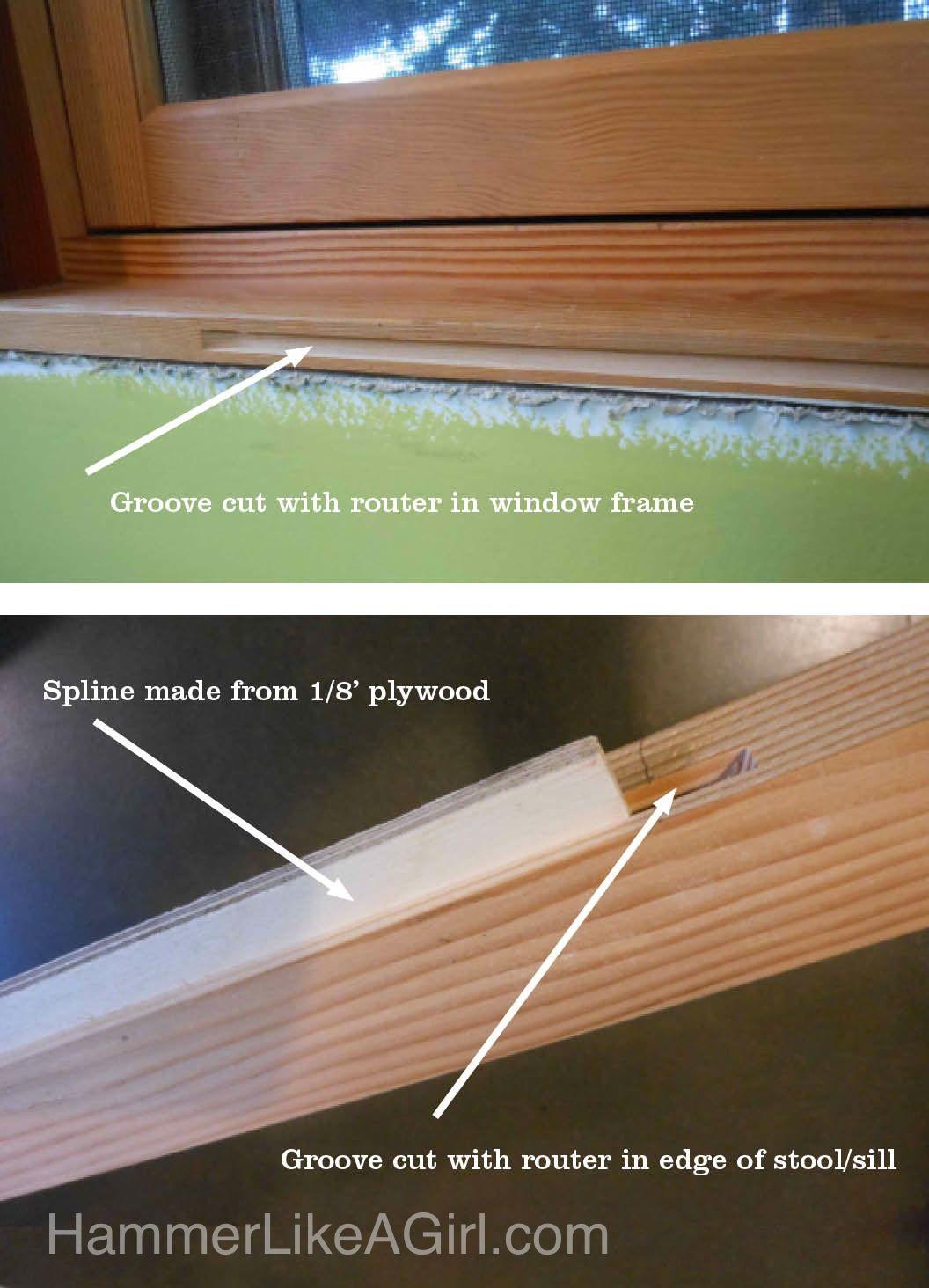 Installing Craftsman Window Trim Finally Hammer Like A Girl In 2020 Craftsman Window Trim Window Trim Craftsman Windows
