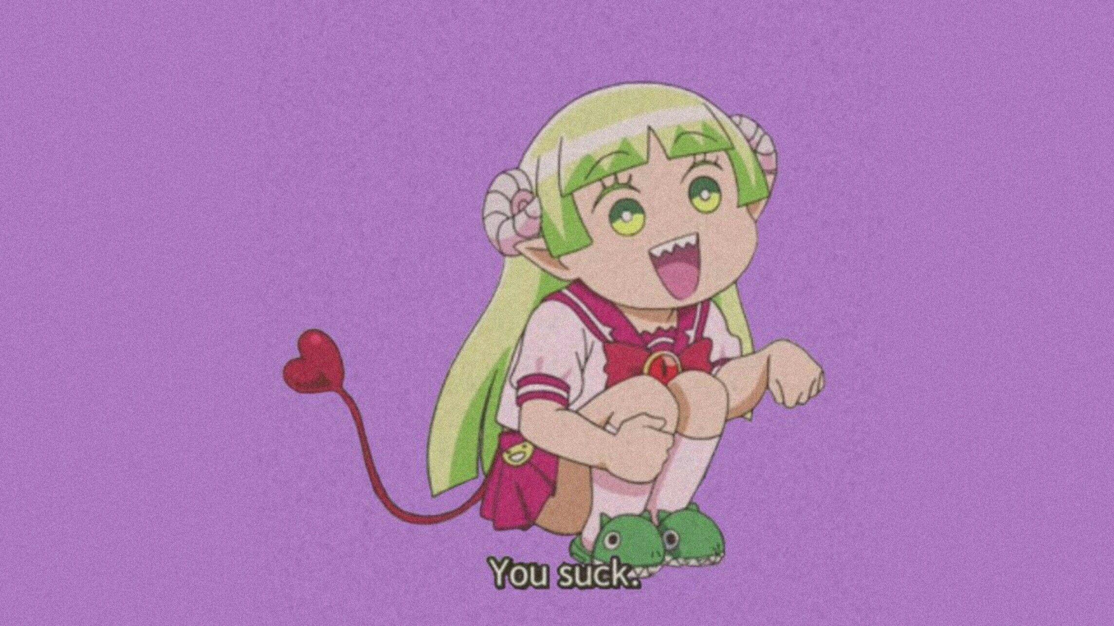 Wallpaper Pc Clara Valac Mairimashita Iruma Kun In 2020 Iruma Anime Funny Anime