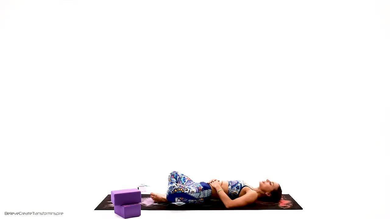 Beginner Yoga Practice with Juliette Wooten #4