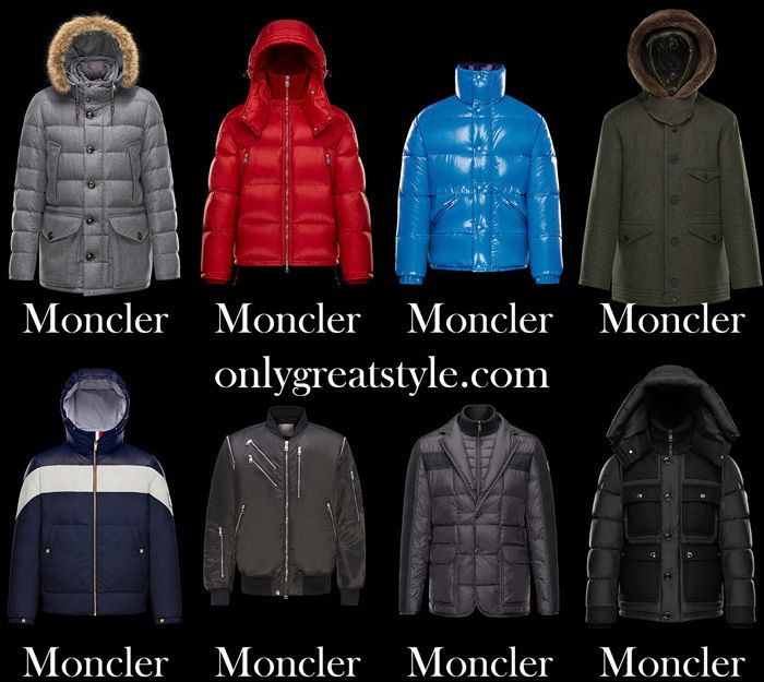 272cab26909f Moncler fall winter 2017 2018 jackets new arrivals men