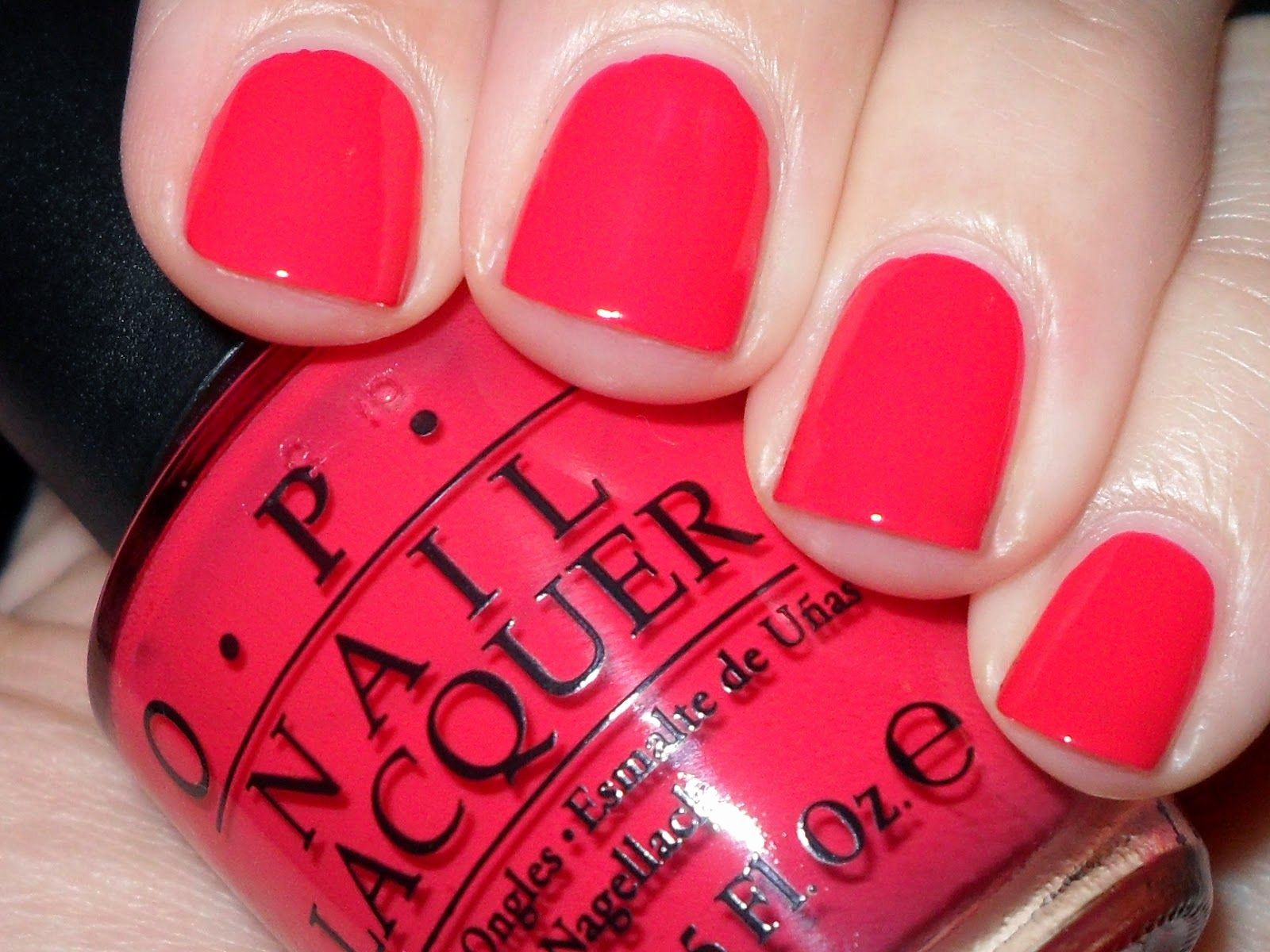 Cajun Shrimp Nail Polish Lovely Polished Claws Up Opi Cajun Shrimp