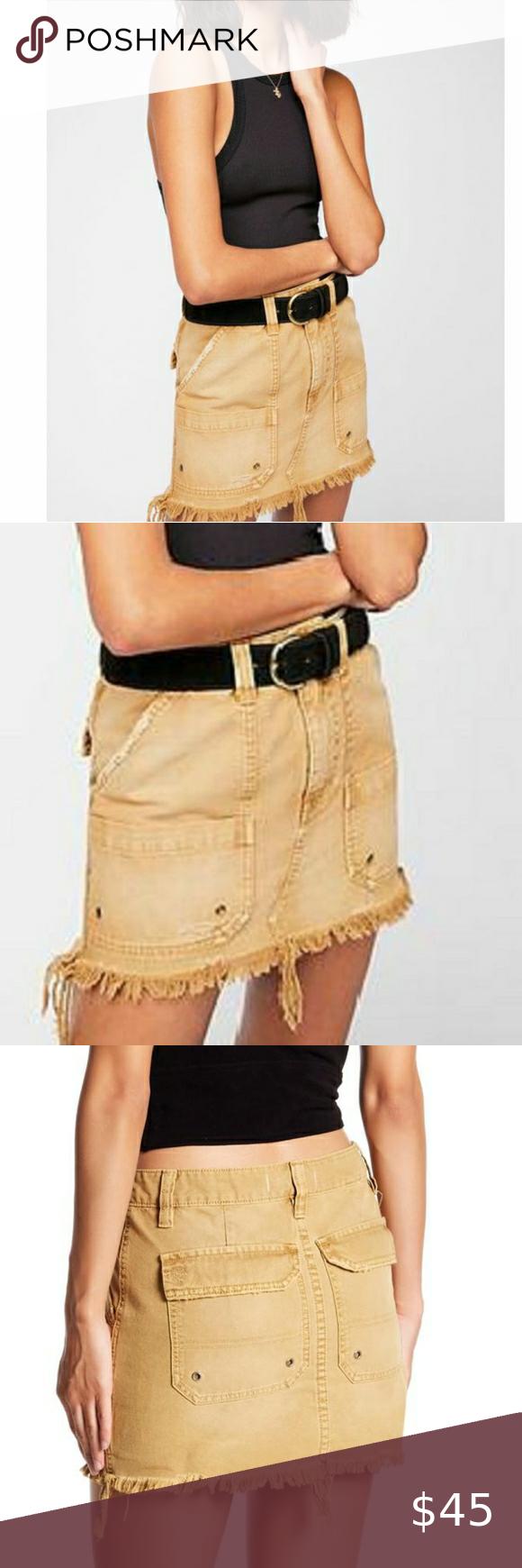 Gold mini skirts size 25 Pin On My Posh Picks